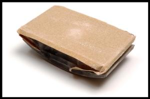 Sandpaper block